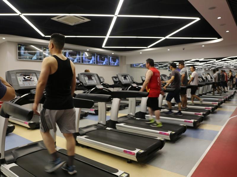 Gym case 2